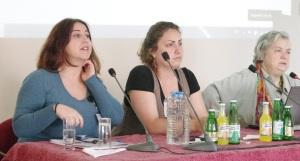 Workshop von Prof. Eleni Hondolidou und ihren Kolleginnen