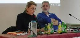 Präsentation von Prof. Kokkinos und Dr. Papandreou