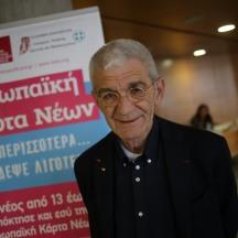Bürgermeister Thessalonikis: Giannis Boutaris