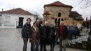 Besuch im Opferdorf Chortiatis, organisiert von Brigitte Spuller