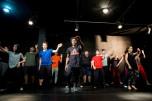 Theaterprojekt von Mostar Friedensprojekt e.V. und Fabrice Athens.