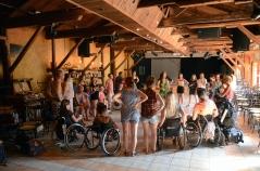 MASKE - Ausgrenzung. Gleichstellung. Identität. Ein Theaterprojekt von griechischen, polnischen & deutschen Jugendliche mit und ohne Behinderung.
