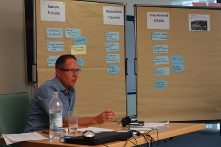 Ulrich Storck, Friedrich-Ebert-Stiftung, Athen hakt nach.