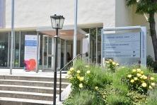 Der Tagungsort, die Katholische Akademie Bayern direkt am Englischen Garten.