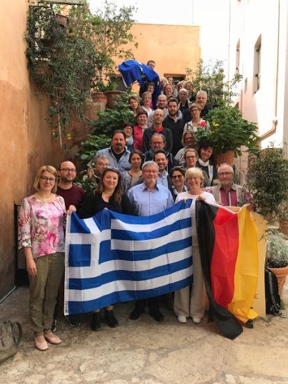 Gruppenfoto Kreta 2